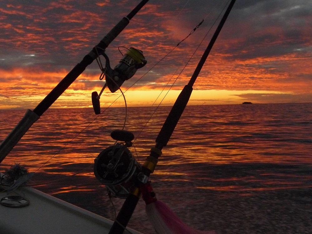 Nosy Be, sa pêche sportive, ses levers et couchers de soleil remarquables