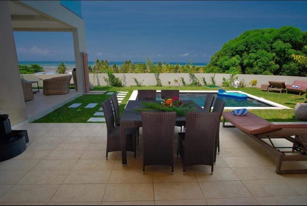 Location Nosy Be, maison de vacances avec sa piscine