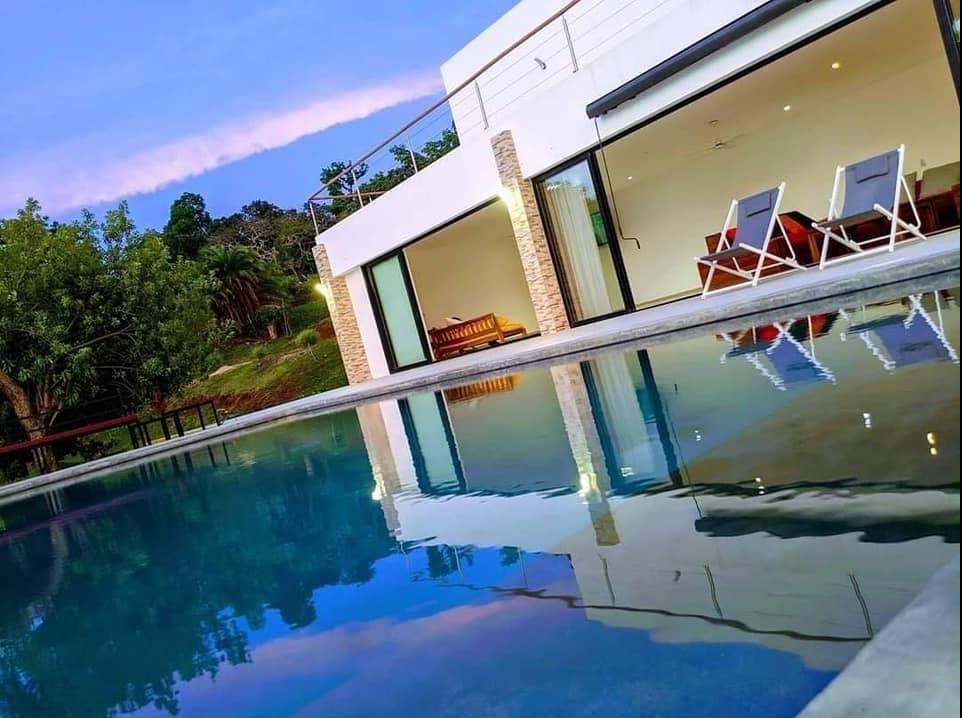 Nosy Be Location, californienne avec sa piscine