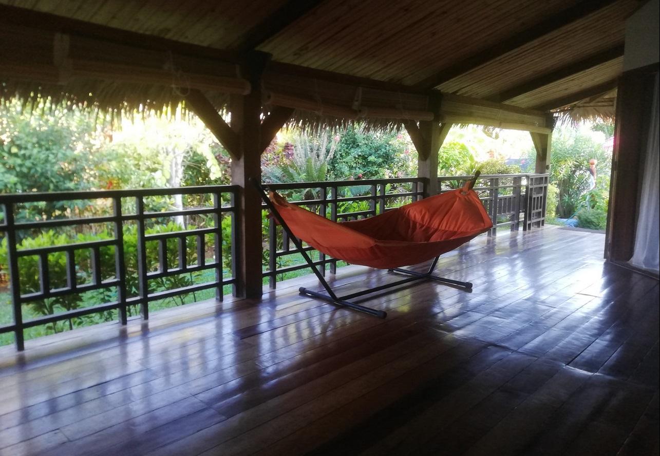 Nosy Be Madagascar location maison, calme et dans un environnement luxuriant