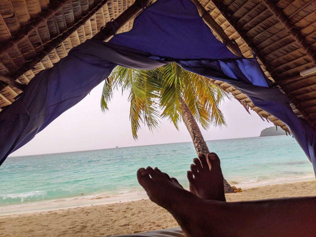 Une nuit en bord de plage à Nosy Iranja et les tortues qui viennent pondre à vos pieds