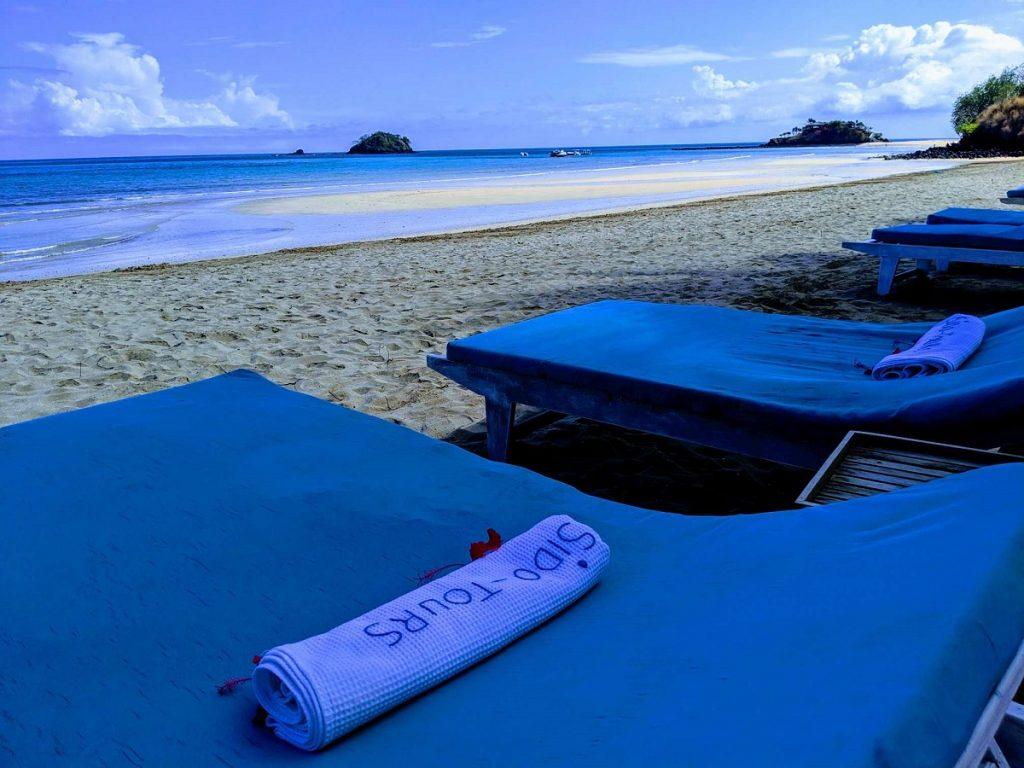 Nosy Be - Sido Tour vous surprendra par des haltes sur des plages de sable fin