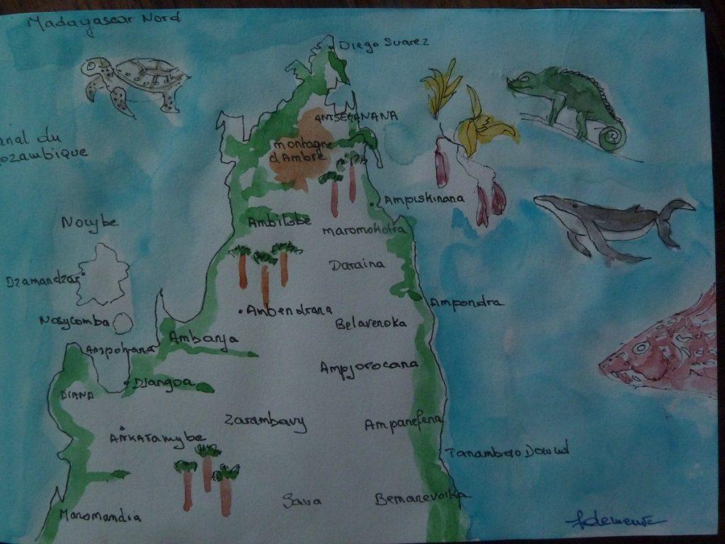 Madagascar, le Nord et Nosy Be