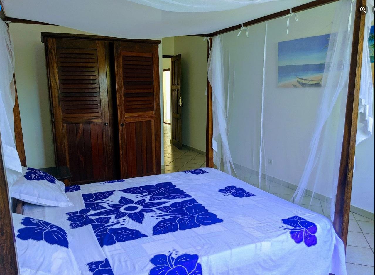Maison à Nosy Be proche plage pour location vacances